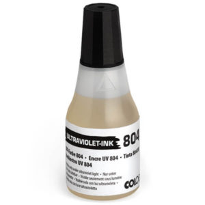 Tinta Ultravioleta Colop 804